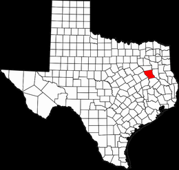 Anderson County, Texas Bigfoot Research